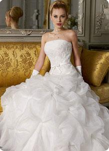 de mariée avec des couleurs particulières comme les robes ...